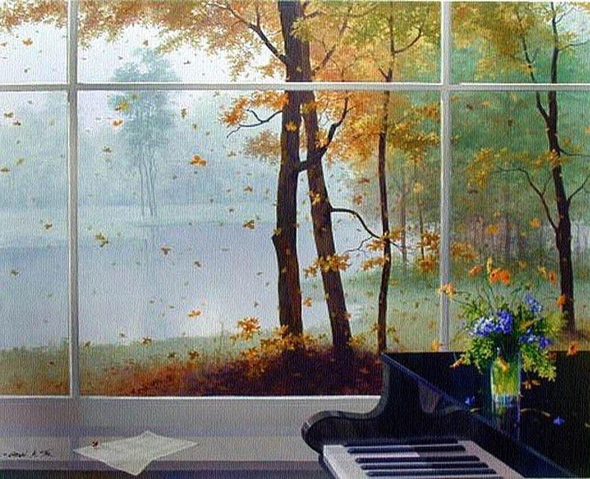 картинка осень а что теперь красивые