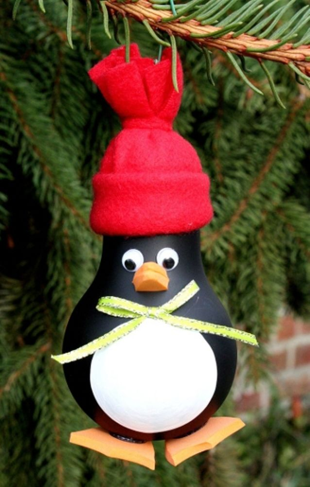 Christmas Decorations from Recycled Materials, фото № 7