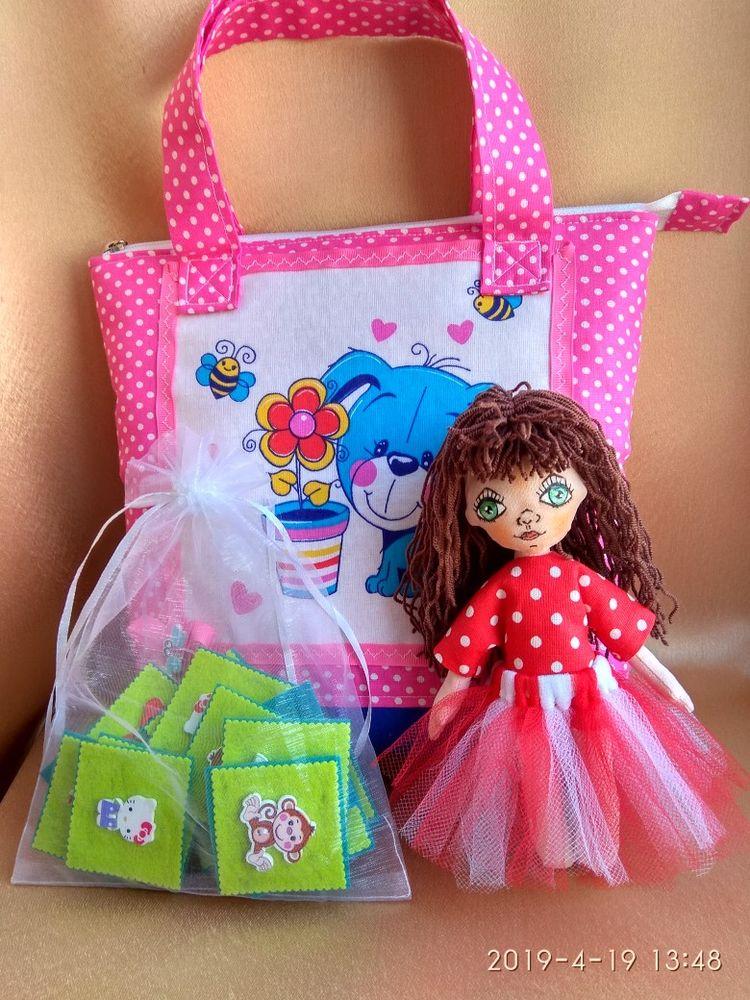 кукла со съёмной одеждой