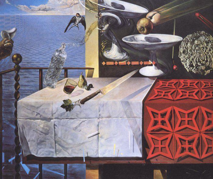 День рождения гениального художника, сюрреалиста Сальвадора Дали., фото № 8