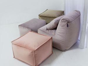 Бескаркасная мебель Romantic для Milado Interiors. Ярмарка Мастеров - ручная работа, handmade.