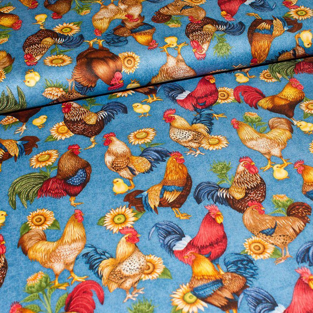 курочка, текстиль для кухни