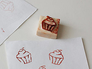 Sweet Stamps with Your Own Hands. Livemaster - handmade