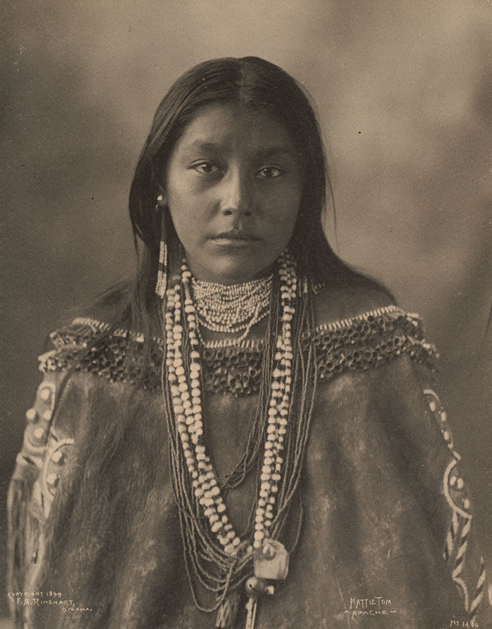 What the Indigenous Women of North America Looked Like: Vintage Photos of Indian Girls, фото № 5
