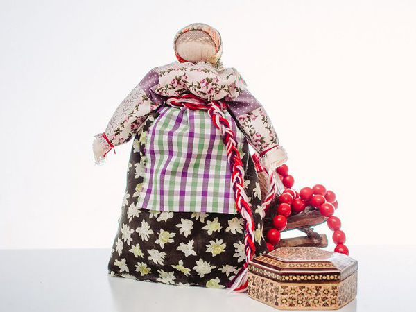 Славянская кукла Желанница мастер-класс | Ярмарка Мастеров - ручная работа, handmade