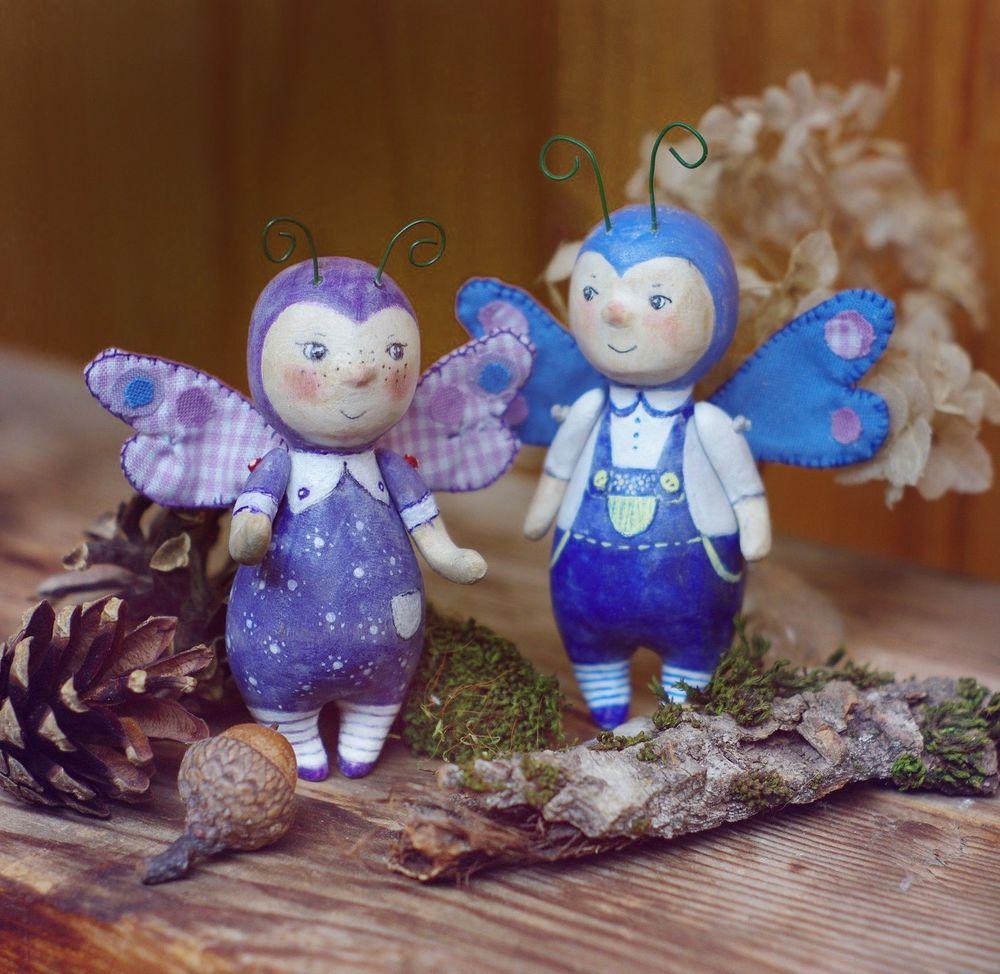 деревянная кукла