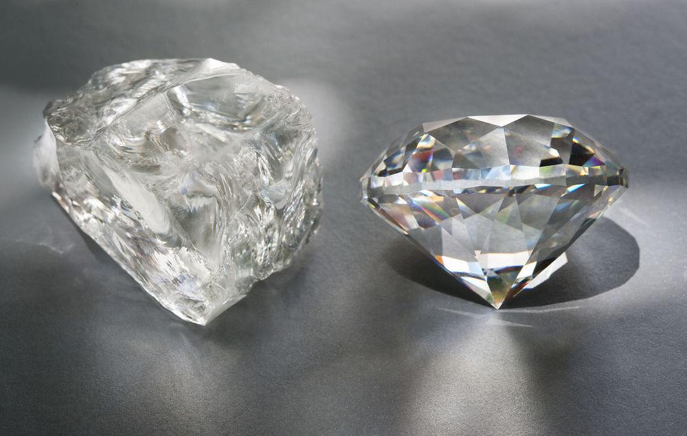бриллиант, драгоценные камни, ювелирные украшения, натуральные камни, кристалл