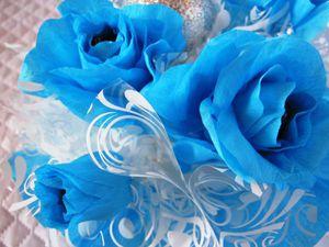 Видео мастер-класс: новогодний букет из конфет. Ярмарка Мастеров - ручная работа, handmade.