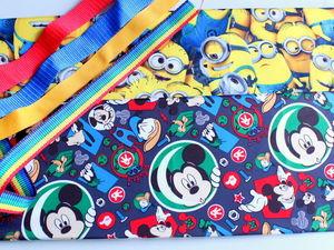 Новые ткани для сумочек для песочницы   Ярмарка Мастеров - ручная работа, handmade
