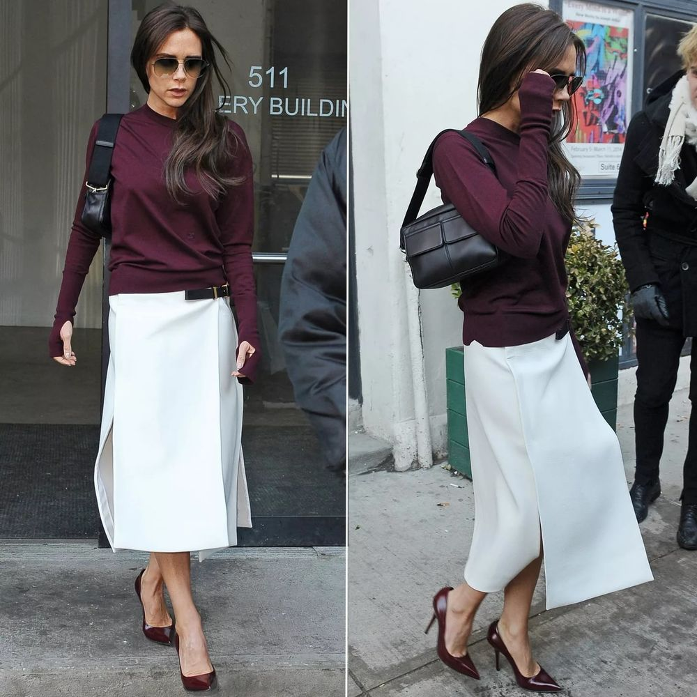 Victoria beckham skirts latest fashion 60