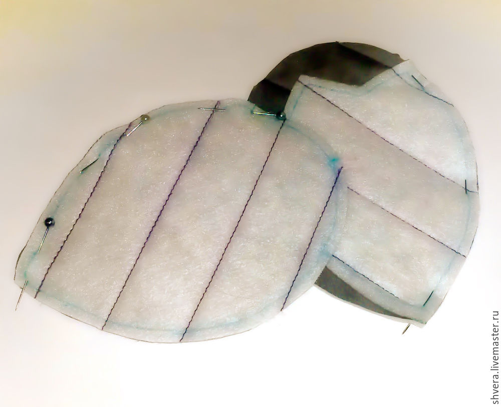 Шьем очаровательный кошелек в винтажном стиле, фото № 19