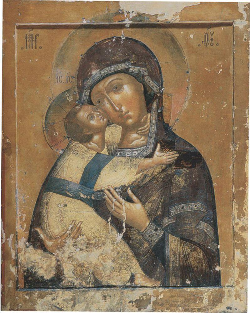 икона владимирской