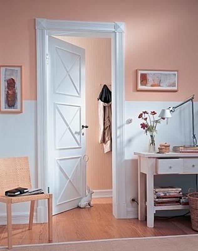 Как из обычной двери сделать раздвижную