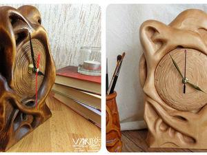 Снова про часы. Ярмарка Мастеров - ручная работа, handmade.