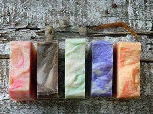 Может ли мыло с нуля быть красивым?. Ярмарка Мастеров - ручная работа, handmade.