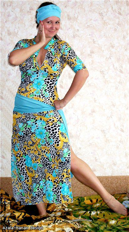 платье для балади