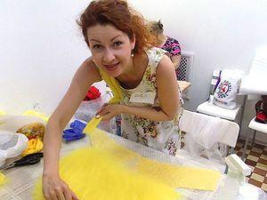 Фотоотчёт по мастер-классу 19-го августа. Ярмарка Мастеров - ручная работа, handmade.