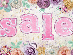 Распродажа! 40% на все! До 21 мая! Осталось несколько дней! | Ярмарка Мастеров - ручная работа, handmade