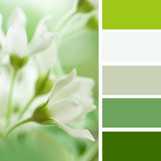 light green yarn