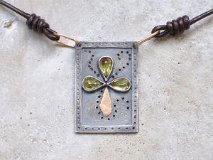 Колье Tarian. Ярмарка Мастеров - ручная работа, handmade.