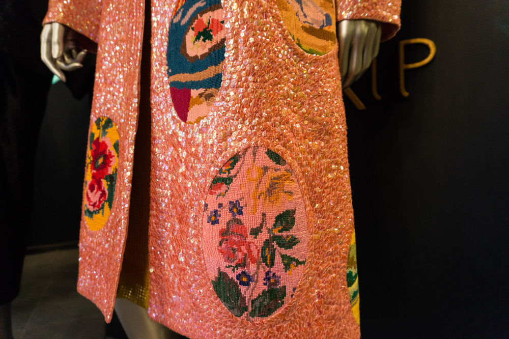 мода вышивка