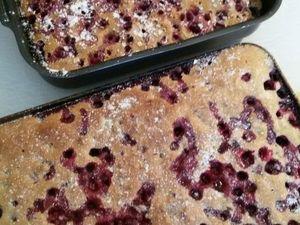 Пирог со смородиной - быстро и очень вкусно!. Ярмарка Мастеров - ручная работа, handmade.