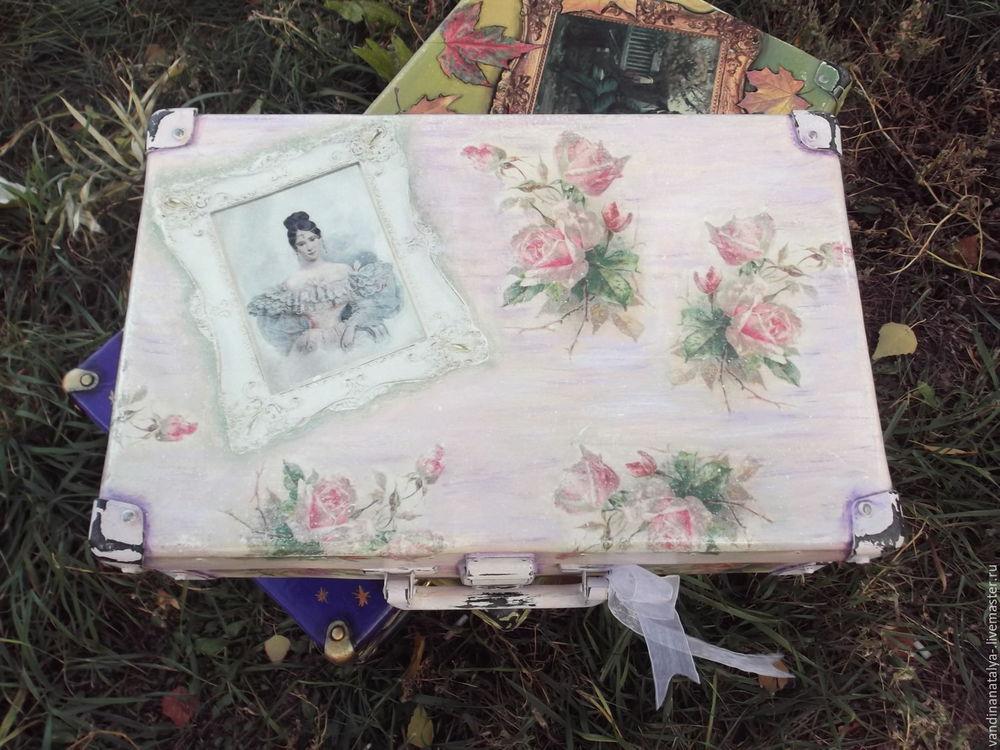 чемодан переделка