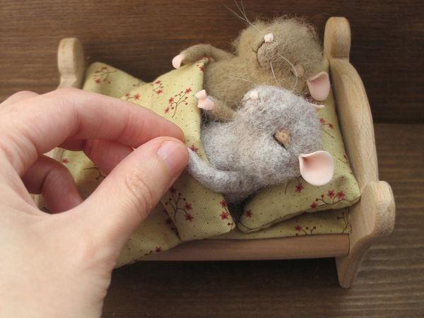 Новые мышиные истории)) | Ярмарка Мастеров - ручная работа, handmade