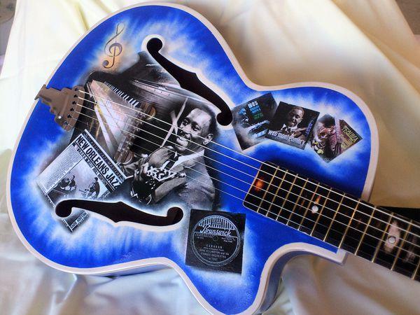 Пополнение магазина - очередная гитара!   Ярмарка Мастеров - ручная работа, handmade