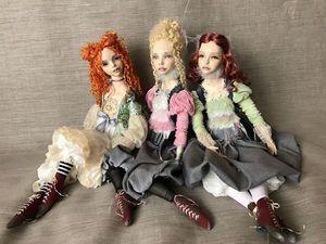 Райские Птички - новая весенняя коллекция кукол | Ярмарка Мастеров - ручная работа, handmade