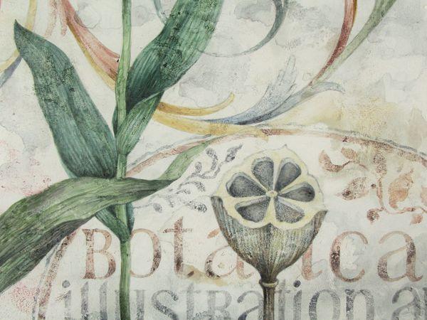 Новый МК Марины Крыловой по живописи в технике фрески | Ярмарка Мастеров - ручная работа, handmade