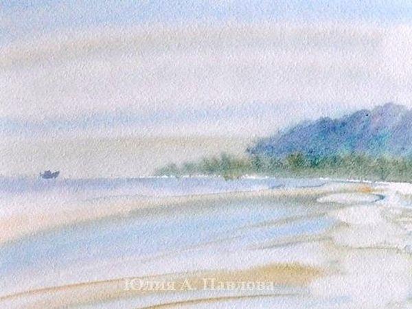Новые картины - морские пейзажи! | Ярмарка Мастеров - ручная работа, handmade