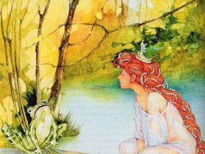 Фея Сказка: Валерия Даувальдер и богатство ее творчества. Ярмарка Мастеров - ручная работа, handmade.