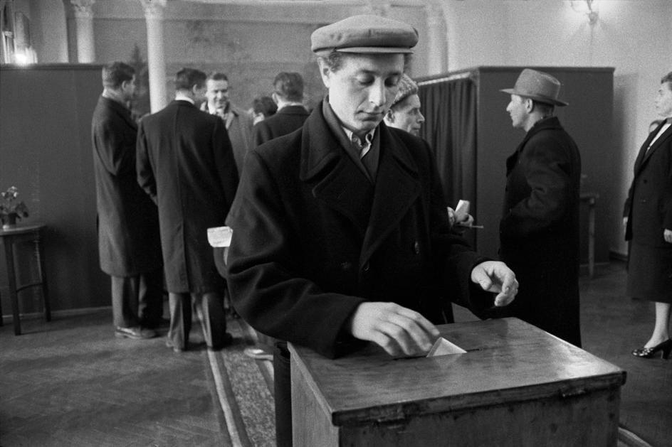 Lessing29 Москва 1958 года в фотографиях Эриха Лессинга