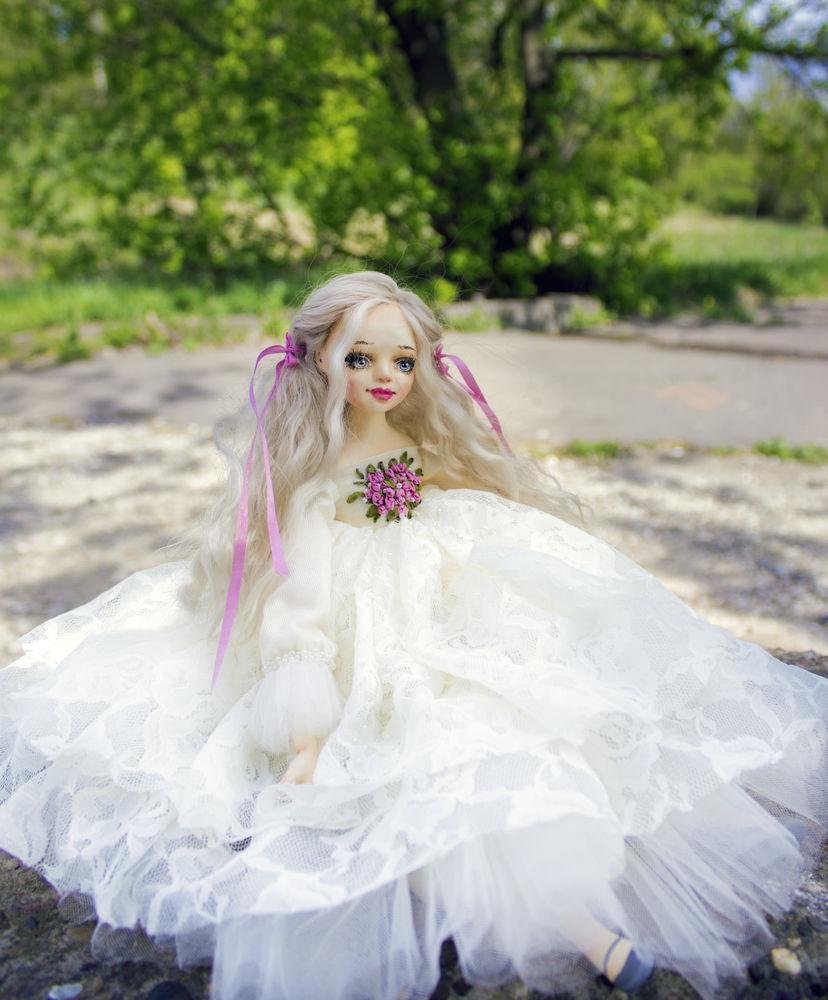 купить подарок мама, будуарная кукла
