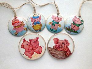 Готовимся к Новому году!. Ярмарка Мастеров - ручная работа, handmade.