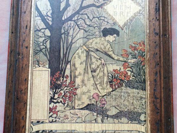 Eugеne Grasset, Евгения и календарь. | Ярмарка Мастеров - ручная работа, handmade