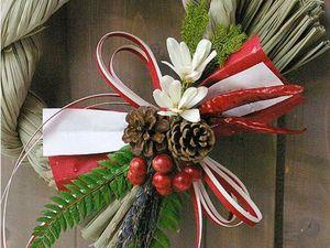 Рождественский декор. Ярмарка Мастеров - ручная работа, handmade.