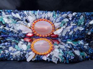 Создаем шикарный браслет в стиле импрессионизма своими руками. Ярмарка Мастеров - ручная работа, handmade.