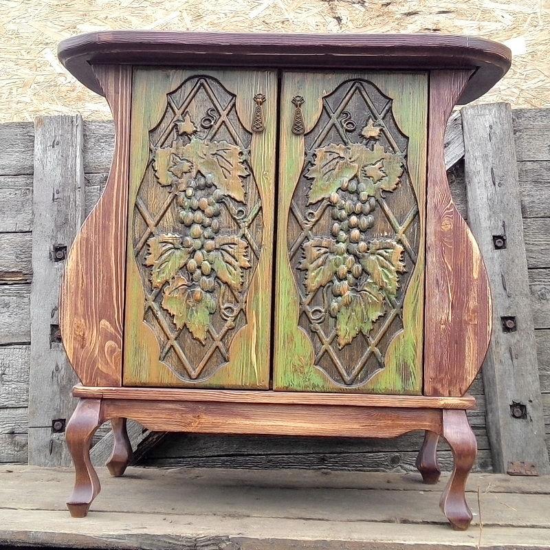 распродажа, табурет, состаренная древесина
