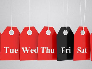 Чёрная Пятница или