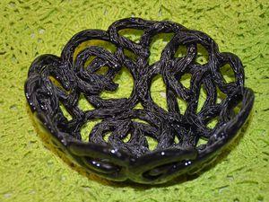 Пиала - плетенка | Ярмарка Мастеров - ручная работа, handmade