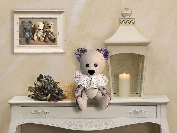 Обновление ассортимента. Теперь и медвежата! | Ярмарка Мастеров - ручная работа, handmade