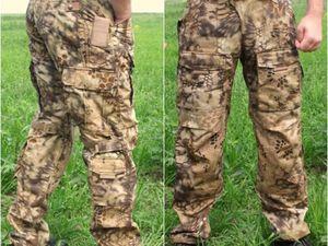 Скидка на тактические брюки 4-х расцветок.. Ярмарка Мастеров - ручная работа, handmade.