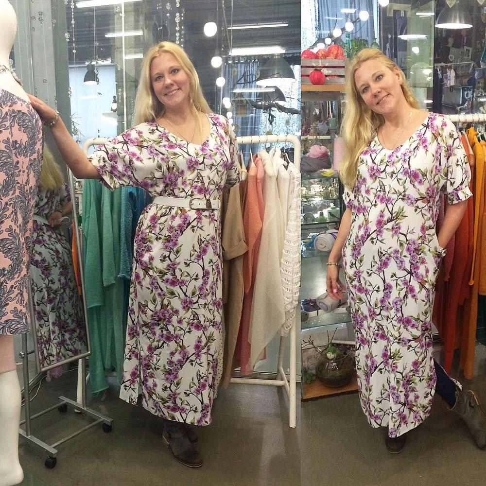 gabbidress, платье в пол, туника, летнее платье