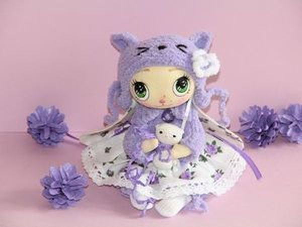 Акция - куколка в подарок! | Ярмарка Мастеров - ручная работа, handmade