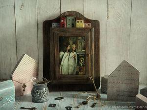 Вторая жизнь или как ангелы нашли Надежду. Ярмарка Мастеров - ручная работа, handmade.
