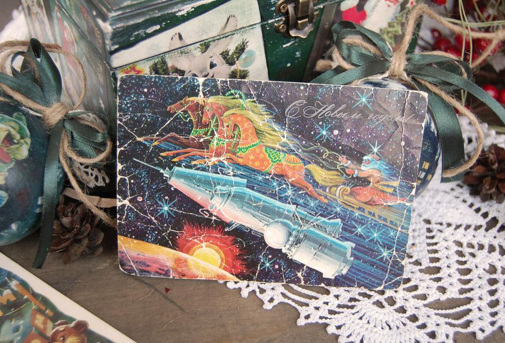открытки ссср