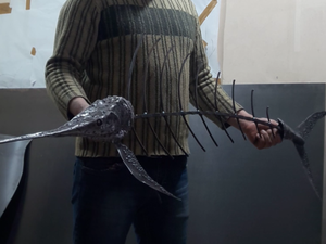 рыба меч. Ярмарка Мастеров - ручная работа, handmade.