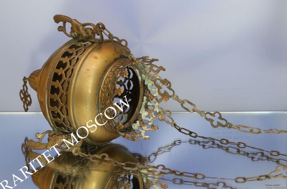 старинная лампада